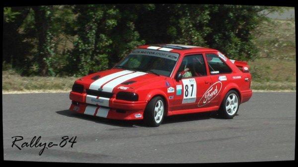 C/c de Crest-Divajeu 2012 - De Oliveira/Ford Escort Rs