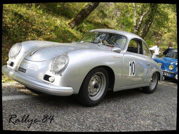 Montée historique de Murs 2012 -  Porsche 356A