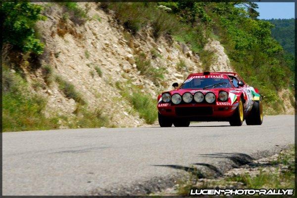 Rallye de l'Écureuil 2012 - Lancia Stratos