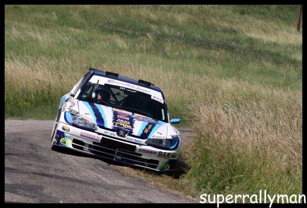 Rallye de l'Écureuil 2012 - Bernollin/Peugeot 306 Maxi