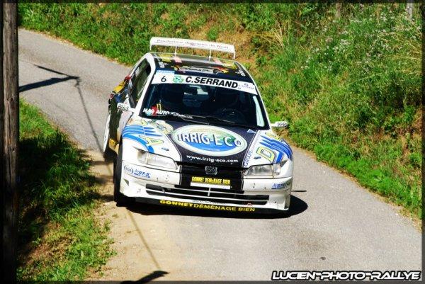 Rallye de Saint-Marcellin 2012