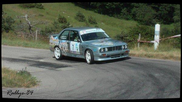 Rallye de la Drôme 2012 - Carra/BMW M3
