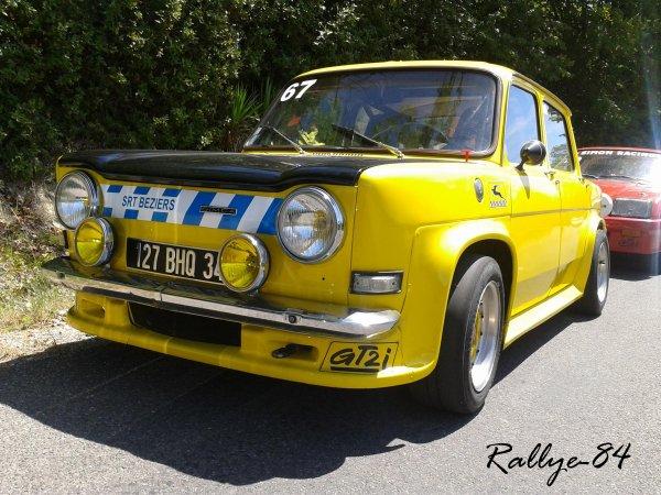 Montée historique de Vinsobres - SImca Rallye II