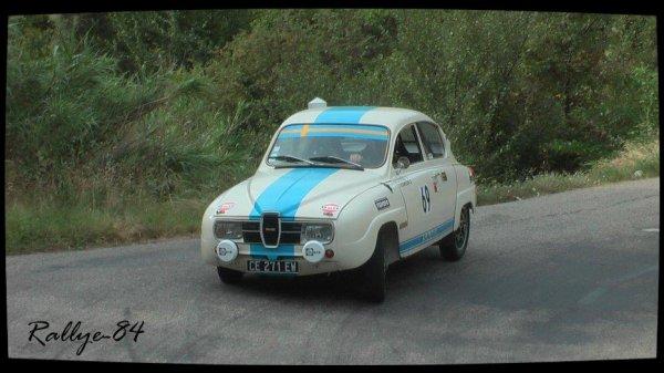Course de côte de Propiac 2012 - Saab 96