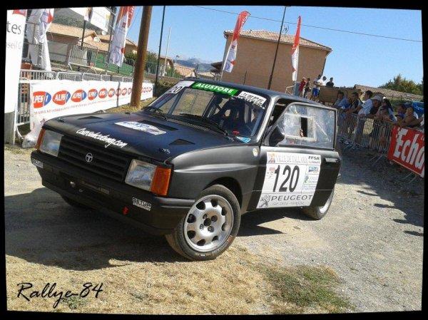 Rallye du Gap-Racing 2012 - Campisano/Samba