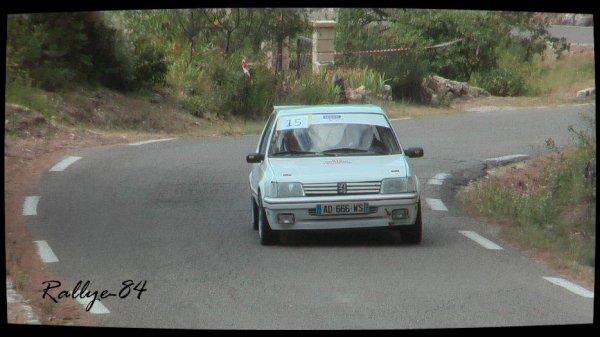 "Journée ""handi-méca"" 2012 - Peugeot 205"
