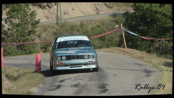 Rallye du Picodon 2012 - Carra/BMW M3
