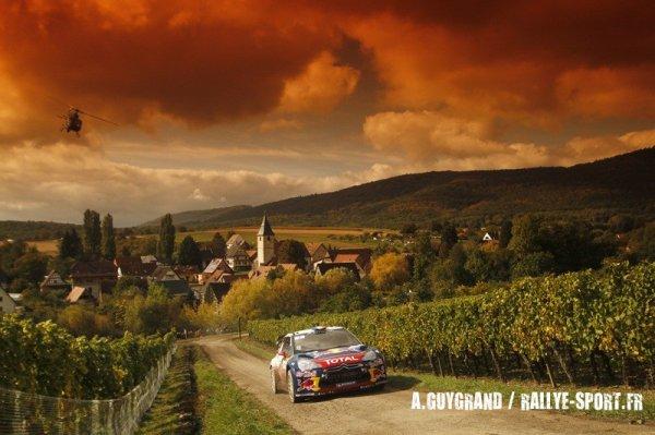 Wrc Champion du monde des rallyes 2012 - Loeb/Elena
