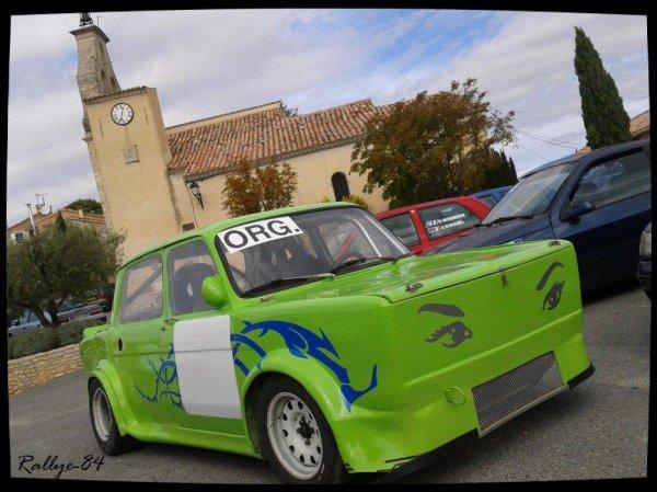 Montée historique de Blauvac 2012 - Rallye II