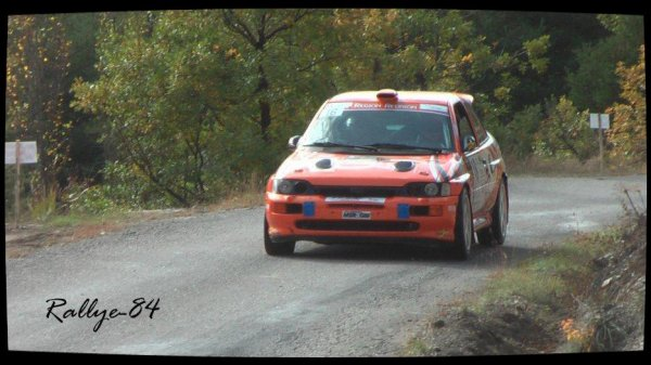 Finale coupe de France des rallyes Gap 2012 - Saw Caw Freve/Ford Escort Rs Cosworth