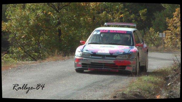 Finale coupe de France des rallyes Gap 2012 - Ganguet/Peugeot 306 Maxi