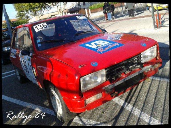 Rallye de Sarrians 2012 - Allegre/Peugeot 104 Zs