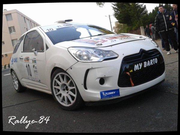 Rallye de Sarrians 2012 - Desidelli/Citroën Ds3
