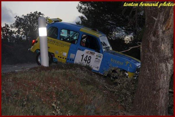 Rallye de Sarrians 2012 - Sanchez/Renault 4L