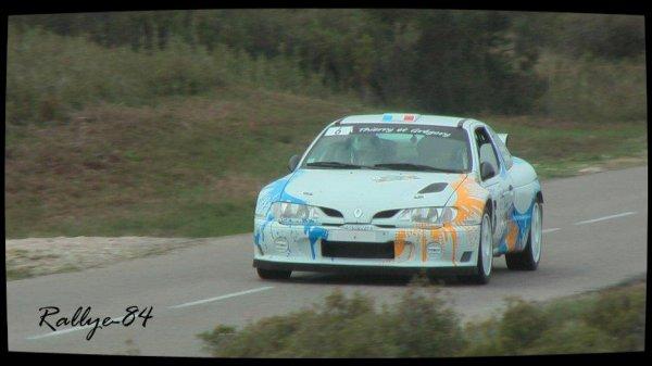 Rallye du Mistral 2012 - Balihaut/Renault Mégane Kit-Car
