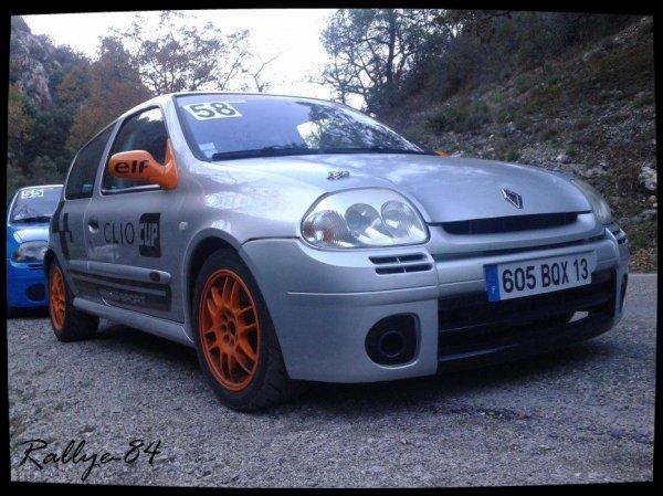 Téléthon de Murs 2012 - Renault Clio