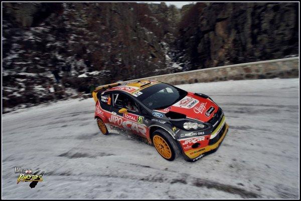 Rallye Wrc Monté Carlo 2013 - Quelques photos