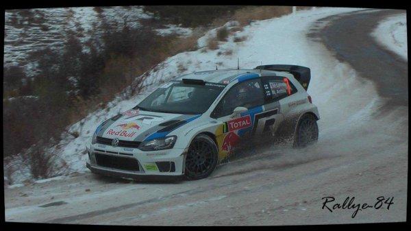 Rallye Wrc Monté Carlo 2013 - Latvala/Volkswagen Polo Wrc