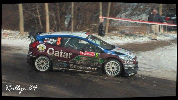 Rallye Wrc MOnté Carlo 2013 - Novikov/Ford Fiesta Wrc