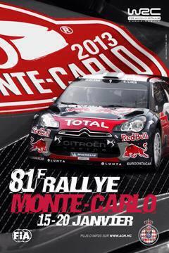 Rallye Wrc Monté Carlo 2013