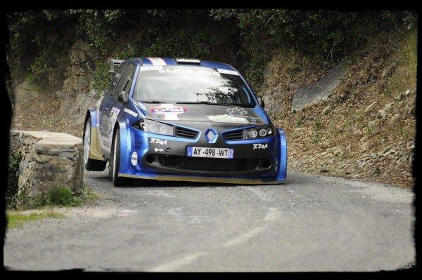 Rallye San Martino 2010 - Anthony Puppo / Megane 2 (F2/14)