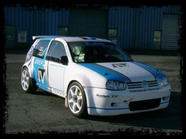Volkswagen Golf Kit-Car (Laurent Maurat)