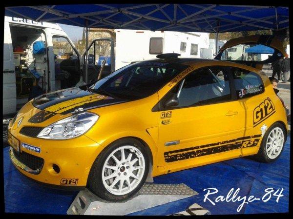 Rallye de Vaison 2013 - Fontalba/Renault Clio R3