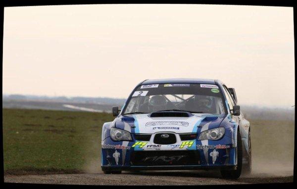 Championnat de France des rallyes - 1e épreuve/Rallye du Touquet