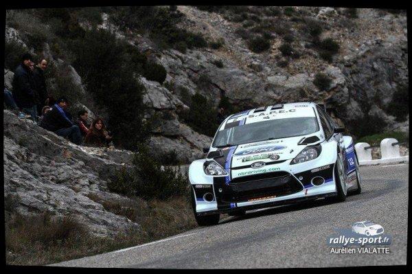Rallye Vins du Gard 2013