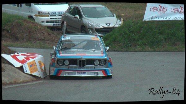 Course de côte de Bagnols-Sabran 2013 - Giboulet/BMW 30