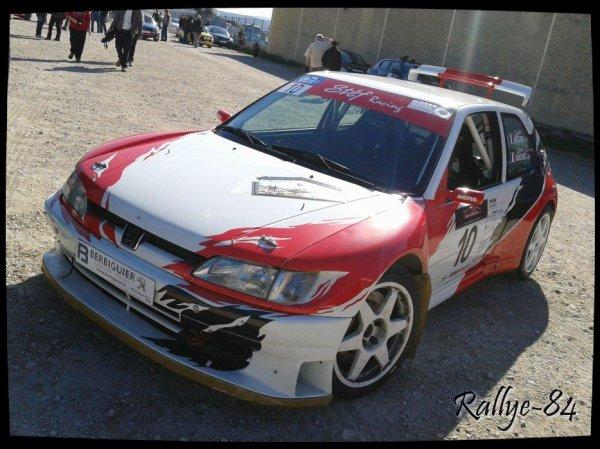 Rallye de Venasque 2013 - Bourg/Peugeot 306 Maxi