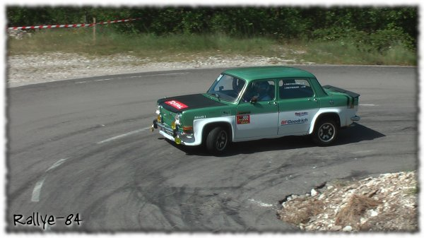 Montée historique du Colombier 2013 - Simca Rallye II