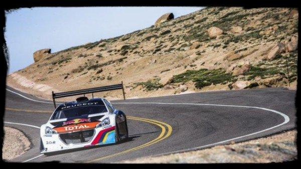 Pikes Peak 2013: Sébastien Loeb