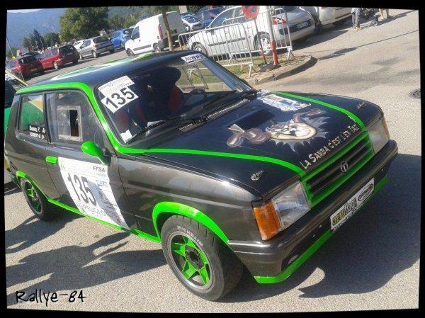 Rallye Gap-Racing 2013 - Talbot Samba