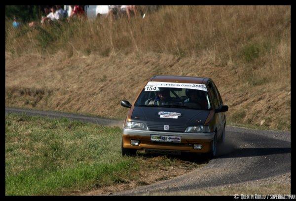 Rallye Gap-Racing 2013 - Peugeot 106 rallye