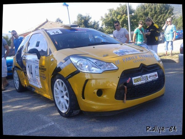 Rallye Gap-Racing 2013 - Oberti/Citroën Ds3