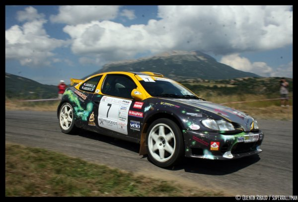Rallye Gap-Racing 2013 - Arnaud/Renault Mégane Kit-car
