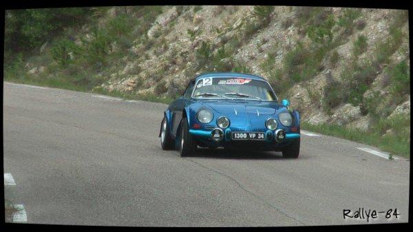 Montée historique de Reilhanette 2013 - Alpine A110