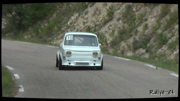 Montée historique de Reilhanette 2013 - Rallye II
