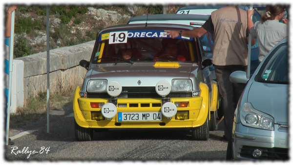 mont e historique de damazian renault 5 alpines 1oo rallye. Black Bedroom Furniture Sets. Home Design Ideas