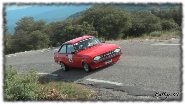 Montée historique de Damazian - Ford Escort