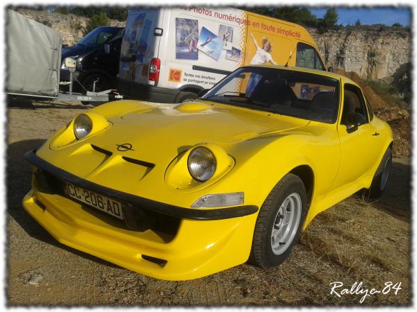 Montée historique de Damazian - Opel