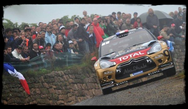 Sébastien Loeb/Daniel Elena