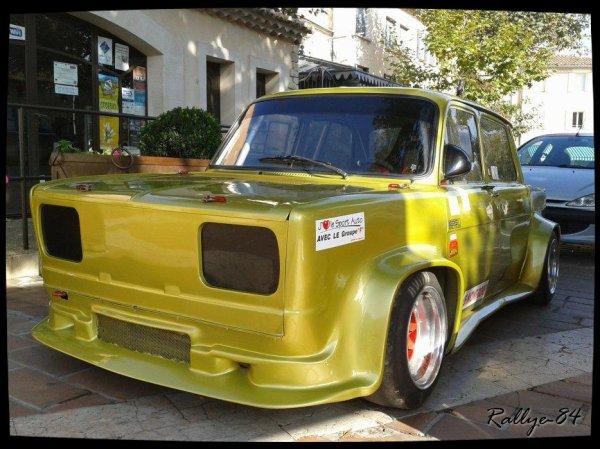 Simca Rallye III