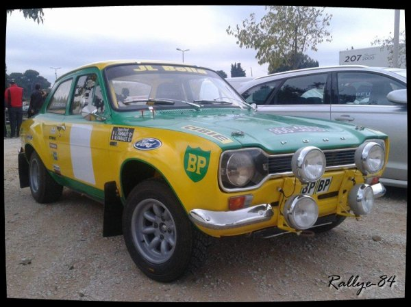 Terre de Vaucluse 2013 - Ford Escort