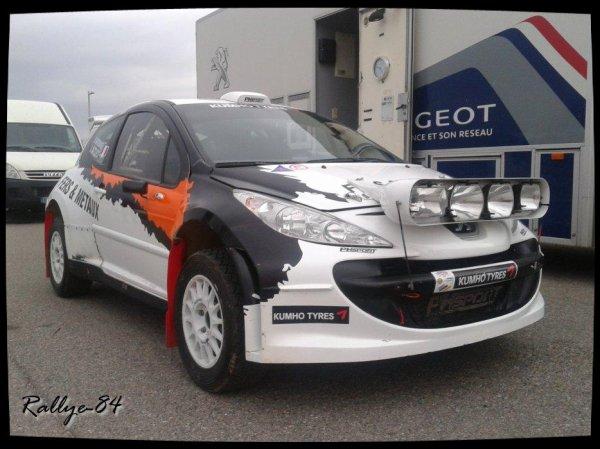 Terre de Vaucluse 2013 - Jacquot/Peugeot 207 S2000