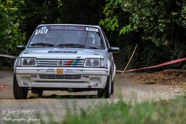 Olivier Laurans - Peugeot 205