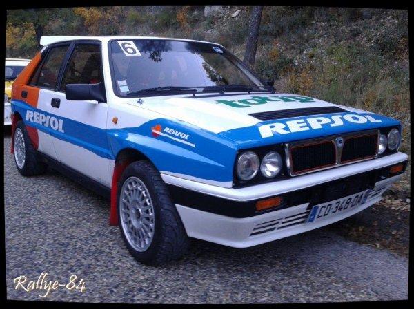 Téléthon de Murs 2013 - Lancia Delta