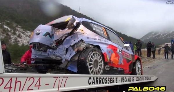 Wrc Rallye Monté Carlo 2014 - Hyundai I20 Wrc