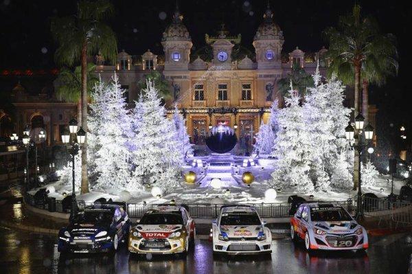 Wrc Rallye Monté Carlo 2014 [1300e Article]